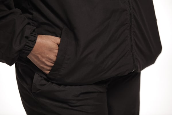 Micro Fiber Sweatsuit - pockets