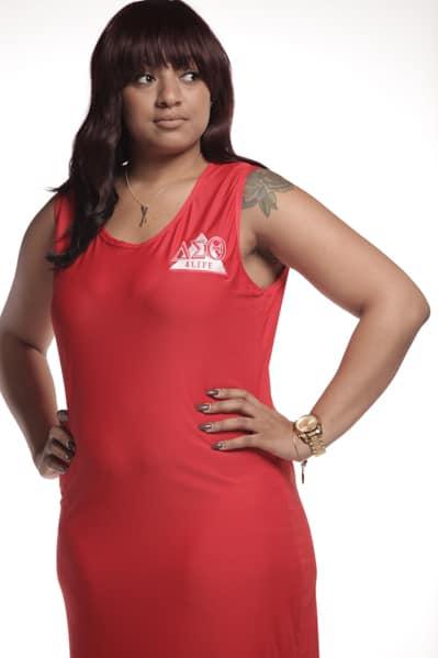 MAIN - Women Maxi Dress Main Front