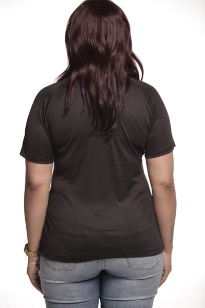 Women Zipper Top